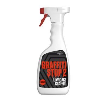 Graffitistop 2 0,5 L spray