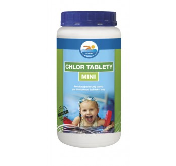 CHLOR tablety MINI 1,2 kg - PROBAZEN