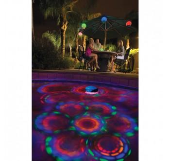 Party světlo otáčecí