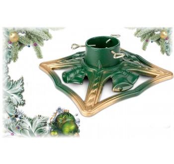Stojan na vánoční stromek kovový H19 (300 x 300 x 110)