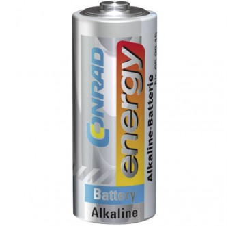 Alkalická baterie Conrad Energy, typ N