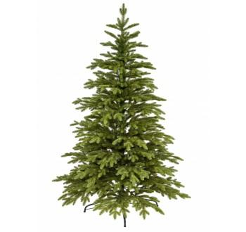 Umělý vánoční stromek - Smrk Kanadský 220 cm PE