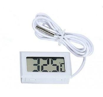 HT02 teploměr digitální s externím čidlem, rozsah měření teploty: -50 až +110C b
