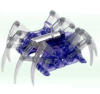 Hutermann - Robotický pavouk - stavebnice - brouk krab - SPIDER ROBOT