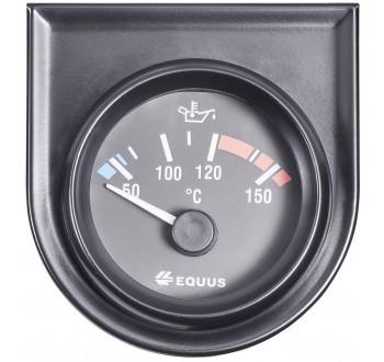 Palubní teploměr oleje/vody Equus