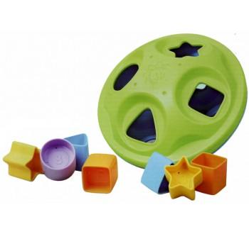 Hutermann - Vhazovací hračka - tvary
