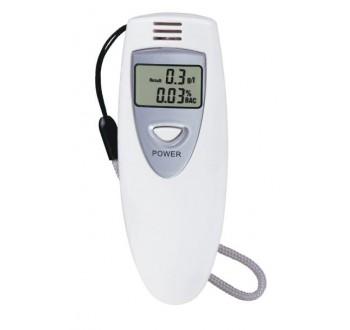 Alkoholtester elektronický- digitální detektor alkoholu Hutermann HA-04