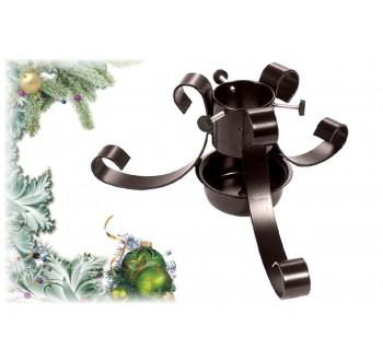 Stojan na vánoční stromek kovový H42 (360 x 320 x 160)