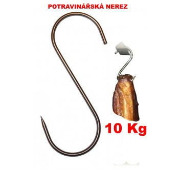 S - HÁČEK  5x150 mm (JEDEN HROT)