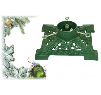 Stojan na vánoční stromek litinový H81 (51) 300 x 300 x 100