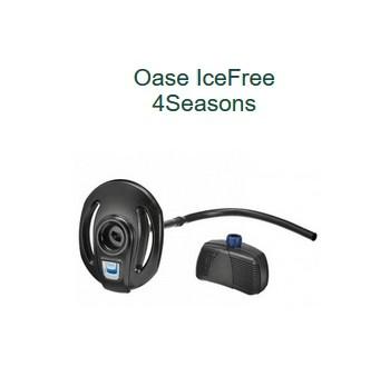 Oase IceFree 4 Seasons protimrazové zařízení / fontánka