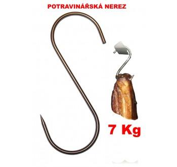 S - HÁČEK  4X100 mm (JEDEN HROT)