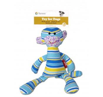 E.T. toy, textilní hračka modrá, 34cm