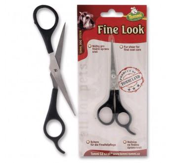 Fine Look - nůžky pro finální úpravu srsti