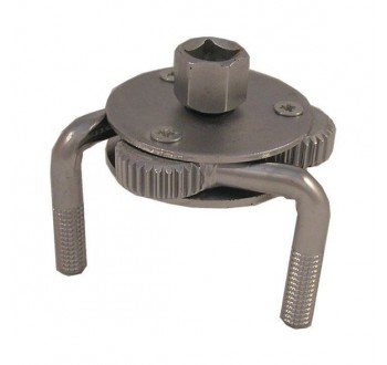 Klíč na olejový filtr 3/8´´(65-130mm), GEKO