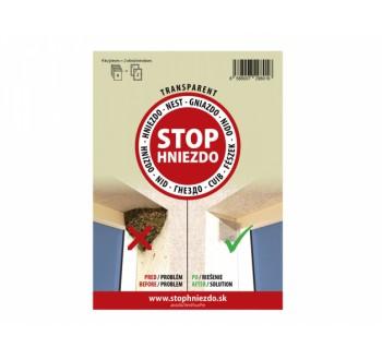 Ochrana proti tvorbě hnízd STOP HNÍZDO 4ks