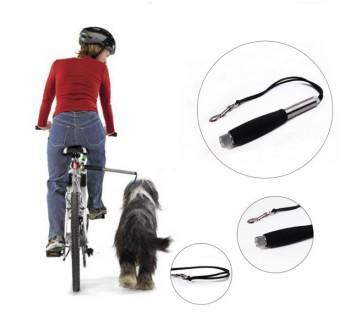 Bentech vodící set, držák na kolo pro psa