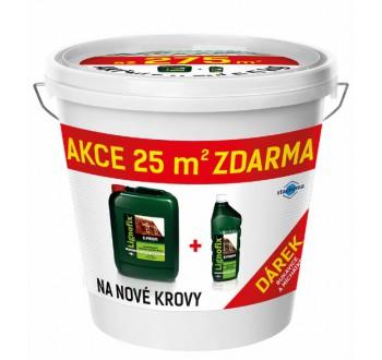 AKCE Lignofix E-Profi zelený 5 kg + DÁRKOVÝ SET
