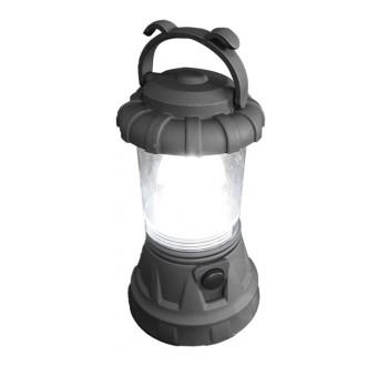 HARMONY LED lucerna 11 diod černá