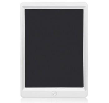 Elektronický LCD psací tablet  10´, možnost částečného mazání textu, barva bílá