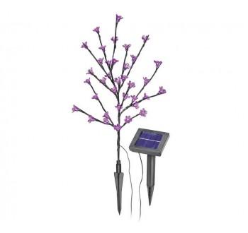 Solární zahradní svítidlo LED Esotec, kvetoucí keř