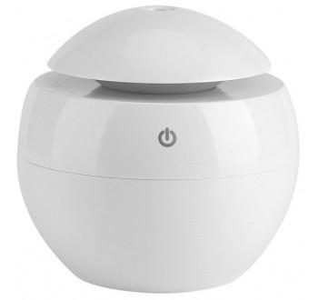 Hütermann Y01 aroma difuzér 130ml bílý - ultrazvukový, USB