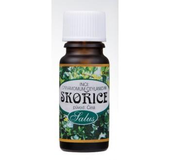 Esenciální olej do aromadifuzéru - SKOŘICE