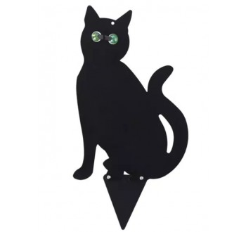 Odpuzovač EDCO - maketa sedící kočky