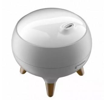 IMMAX aroma difuzér s LED podsvícením/ 10W/ 24V/0,6A/ objem 250ml/ bílý