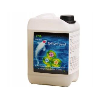 Brilliant Pond 3 l přípravek proti zelené vodě