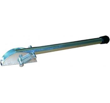 Zarážka dveřní vratová 22 cm