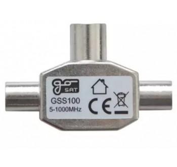 Anténní rozbočovač kovový GoSat GSS100