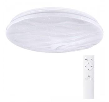 Solight LED stropní světlo Wave, 60W, 4200lm, stmívatelné, změna chromatičnosti+
