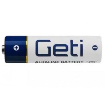 Baterie AA (LR6) alkalická Geti 1,5V 1 ks