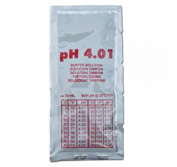 pH 4,01 kalibrační roztok 20 ml