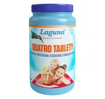 Laguna Quatro tablety 5 kg +