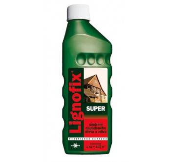 Lignofix Super bezbarvý 0,45kg