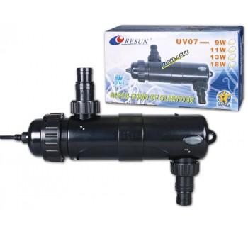 Jezírková UV lampa UV 5w