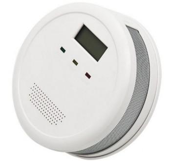 Detektor CO s alarmem Hutermann CO-20 - životnost senzoru 7 let