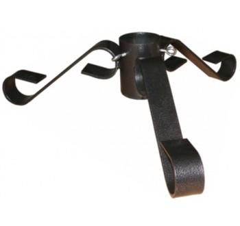 Stojan na vánoční stromek kovový H6 SN (510x330x150)