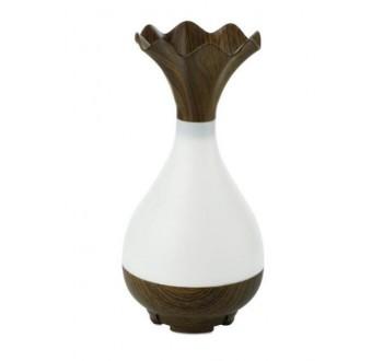 Hütermann aroma difuzér HJ02 tmavé dřevo 95ml - ultrazvukový, USB