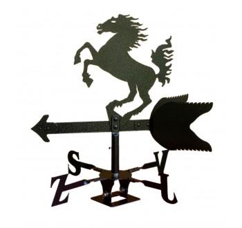 Větrná korouhev Kůň - univerzální podstavec - SN