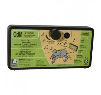 Format 1 Plašič a odháněč na myši, plašič myší, plašič kun OdM s regulací