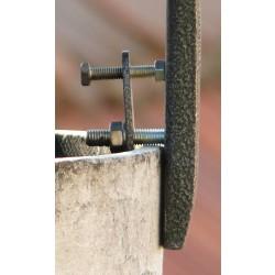 Komínová stříška na rouru  kouřovodu HARMONY - 280 mm SN (s odtokovou hranou)