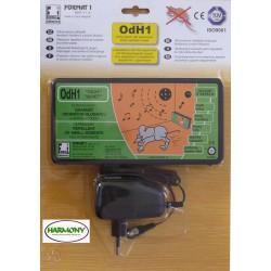 Odháneč hlodavců Format1 OdH1T Tichý s ultrazvukem a zdroj