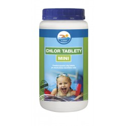 CHLOR tablety MINI 2,5 kg - PROBAZEN