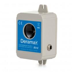 Deramax®-Bird - Ultrazvukový odpuzovač-plašič ptáků