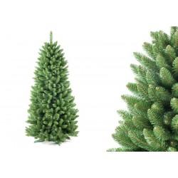 Umělý vánoční stromek - Smrk přírodní úzký 150 cm