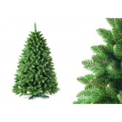 Umělý vánoční stromek - Borovice přírodní 180 cm