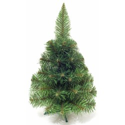 Umělý vánoční stromeček - Jedle přírodní 45 cm
